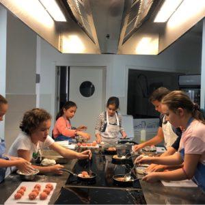 Espezia Escuela de Cocina 10