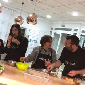 Espezia Escuela de Cocina 2